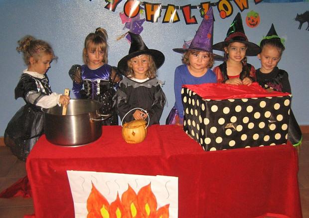 Halloween ¡Misterio en el aula!