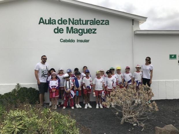 AULA DE LA NATURALEZA DE MÁGUEZ