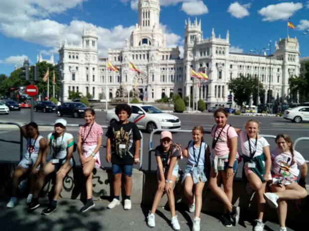 TRIP TO MADRID
