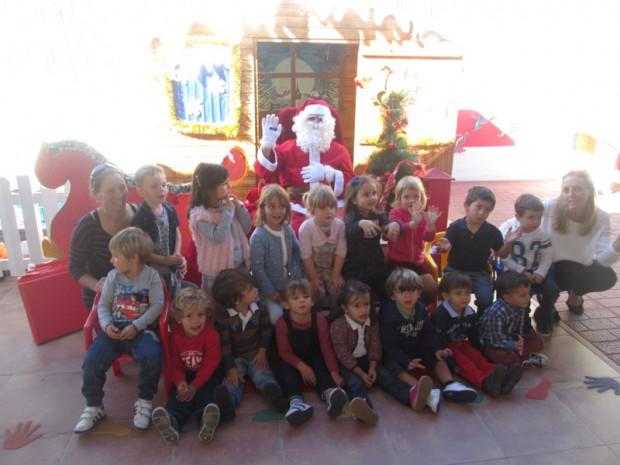 CHRISTMAS IN QUEEN´S SCHOOL