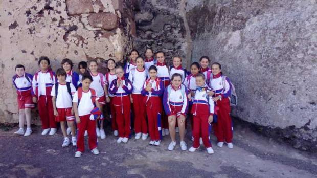 EXCURSIÓN YEAR 5 Y YEAR 6 MUSERO DE LA PIRATERÍA (CASTILLO DE SANTA BÁRBARA)