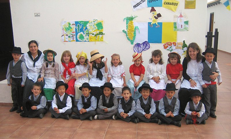 D a de canarias queens school - Islas canarias con ninos ...